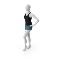 Female Running Suit PNG & PSD Images