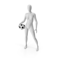 Female Sport Mannequin PNG & PSD Images