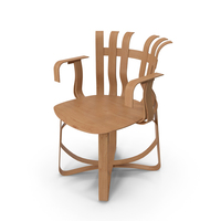 Hat Trick Chair PNG & PSD Images