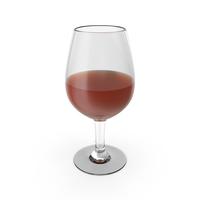 Cognac Glass PNG & PSD Images