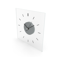 Ikea Wall Clock PNG & PSD Images