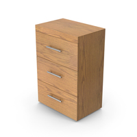 Wood Cabinet PNG & PSD Images