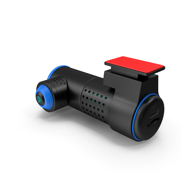 Car DVR Camera Blue PNG & PSD Images