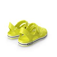Crocs Unisex Kids Sandals PNG & PSD Images