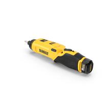 DeWalt DCF680N2 Gyroscopic Screwdriver PNG & PSD Images