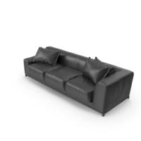 Sofa Black PNG & PSD Images