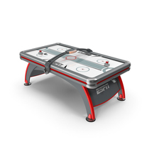 ESPN Air Hockey Table PNG & PSD Images