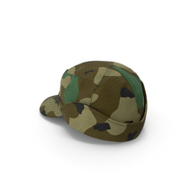 Field Hat Camo PNG & PSD Images