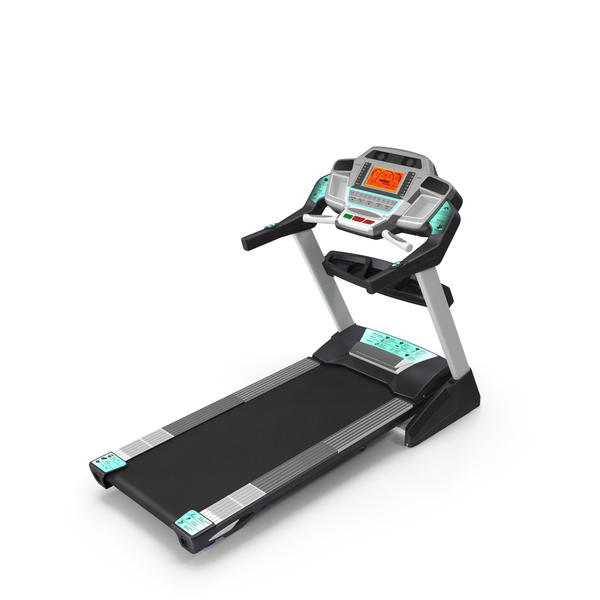Fitness Treadmill PNG & PSD Images