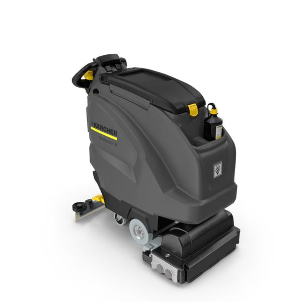 Floor Cleaner Karcher B40 PNG & PSD Images