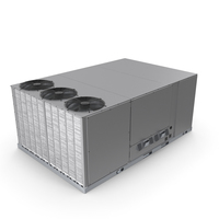 3 Vents Rooftop Air Conditioning System New PNG & PSD Images