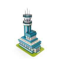 Control Tower PNG & PSD Images