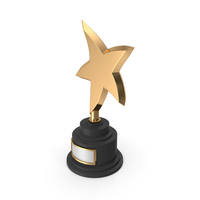 Trophy Star PNG & PSD Images