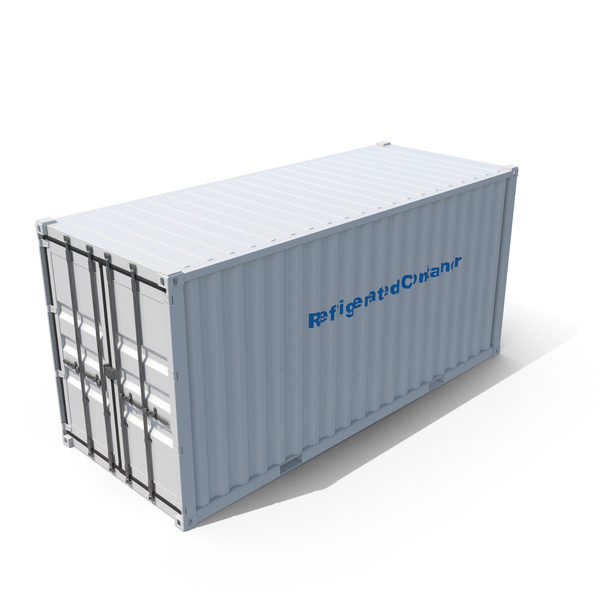 Refrigerated Container PNG & PSD Images