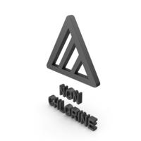 Textile Care Symbol Non Chlorine PNG & PSD Images