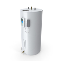 50 Gallon Smart Tank Electric Heater PNG & PSD Images
