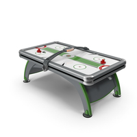 Air Hockey Table PNG & PSD Images