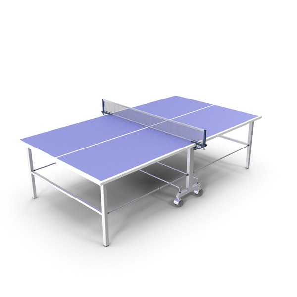 Ping Pong Table PNG & PSD Images