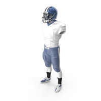 American Football Player Uniform PNG & PSD Images