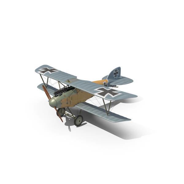 Albatros D.III PNG & PSD Images