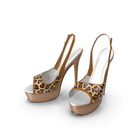 Woman Shoes PNG & PSD Images