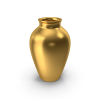 Pottery Gold PNG & PSD Images