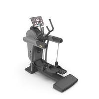 Motion Trainer Excite + Vario Technogym PNG & PSD Images