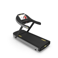 Treadmill Technogym Run Now PNG & PSD Images