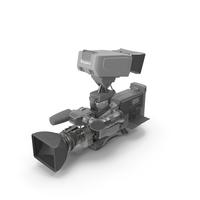 Camcorder DigiBETA HL-1 MF PNG & PSD Images