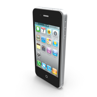 Apple IPhone4 PNG & PSD Images