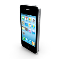 Mobile Phone Apple IPhone4 PNG & PSD Images