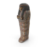 Ancient Egyptian Coffins PNG & PSD Images
