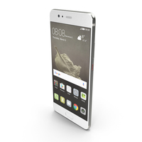 Huawei P10 Mystic Silver PNG & PSD Images