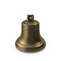 Antique Bronze Bell PNG & PSD Images