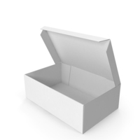 Box White Paper PNG & PSD Images
