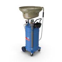 Automotech Services 2285 Multi-Function Waste Oil Drainer PNG & PSD Images