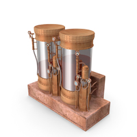 Steampunk Tank PNG & PSD Images