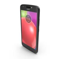 Motorola Moto E4 Licorice Black PNG & PSD Images