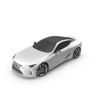 Lexus LC500 PNG & PSD Images