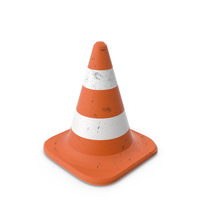 Traffic Cone Round PNG & PSD Images
