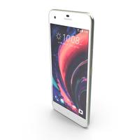 HTC Desire 10 Pro Valentine Blue PNG & PSD Images