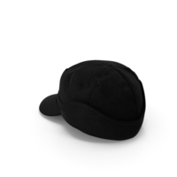 Black Field Hat PNG & PSD Images