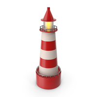 Lighthouse Stylised PNG & PSD Images