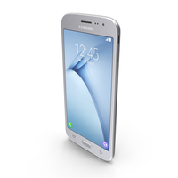 Samsung Galaxy J2 2016 Silver PNG & PSD Images