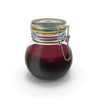 Jar with Jam PNG & PSD Images
