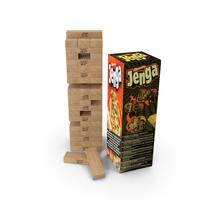 Jenga Game PNG & PSD Images