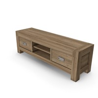 Stylish TV Cabinet PNG & PSD Images