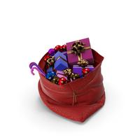 Santa's Bag PNG & PSD Images