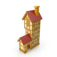 Triplex House PNG & PSD Images