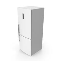 Refrigerator White PNG & PSD Images